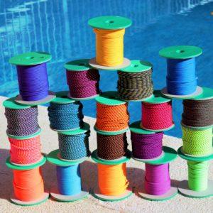 Carretes Poliéster colores
