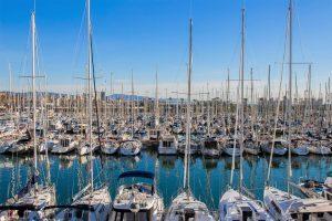 proyectos puerto olímpico de barcelona