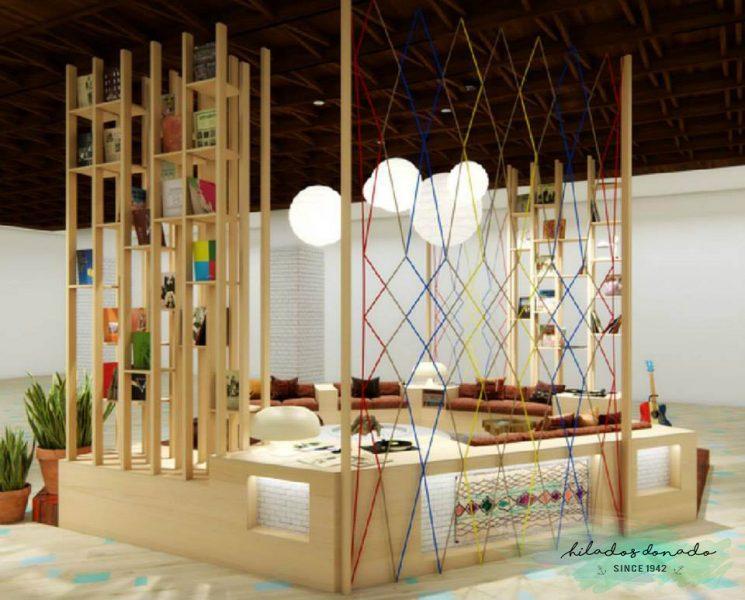 proyecto decoración tienda